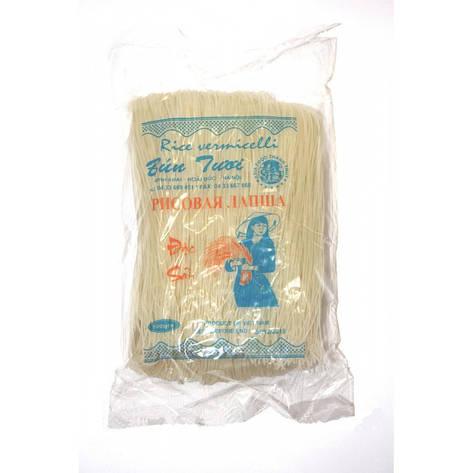 Лапша рисовая тонкая вьетнамская 500 г Bun Tuoi, фото 2