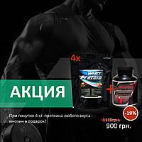 Протеин сывороточный 78% (2 кг, Венгрия) Инозин 100 табл.