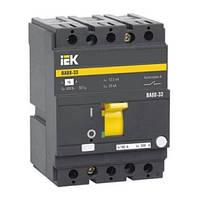 Автоматический выключатель ВА88-33 3Р 50А 35кА IEK