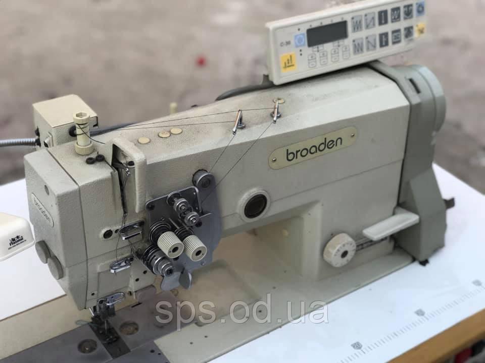 Двухигольная broaden M-B875-415 SV
