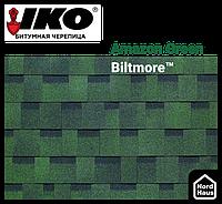 Битумная черепица IKO Biltmore Amazon Green 3,1 м.кв./уп.