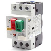 Автоматический выключатель защиты двигателя Пускатель ПРК32-10 In=10A Ir=6-10A Ue 660В ИЭК
