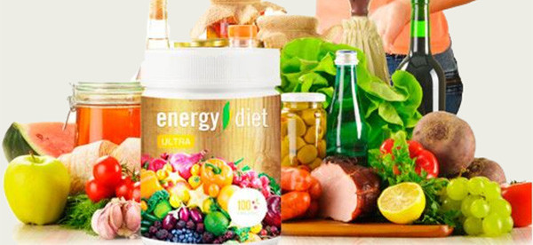 Energy diet-еда для жизни 150 грамм ViP