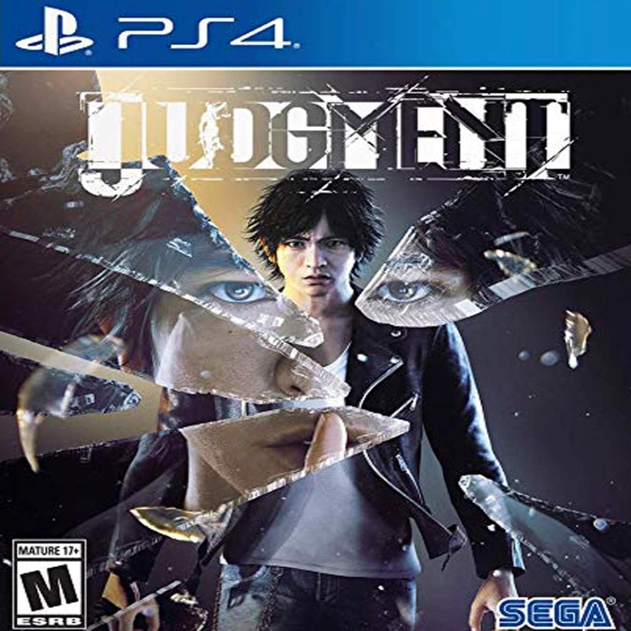 Judgment (англійська версія) PS4