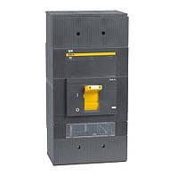Автоматический выключатель ВА88-43 3Р 1600А 50кА c электронным расцепителем  IEK