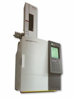 Газовый хроматограф Shimadzu