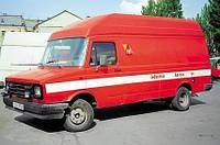 Лобовое стекло DAF 200,  400, F 400, LDV Convoy, триплекс