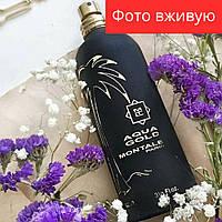 100 ml Montale Paris Aqua Gold. Eau de Parfum    Женская парфюмированная вода Монталь Аква Голд 100 мл ЛИЦЕНЗИ ОАЭ
