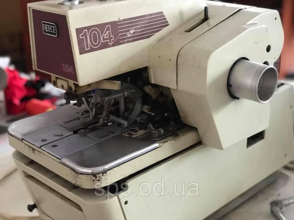 Б/у AMF Reece 104 1-игольный петельный автомат