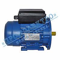 Электродвигатель однофазный 1,5кВт 1500 об./мин. АИРЕ 90L4 (IM 2081) Лапа+фланец