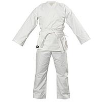 Кимоно для карате белое MATSA 110-190 см