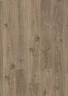 Виниловые полы Quick-Step Livyn Balance click Дуб коттедж коричнево-серый