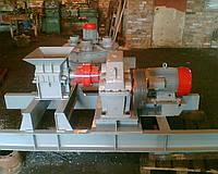 Измельчитель щелевой ДС 400 (шредер)