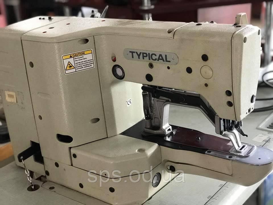 Закрепочная машина Typical GT 680-022