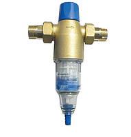 """Механический фильтр  (90 мкм) с ручной промывкой  EUROPAFILTER RS (RF) 2"""""""