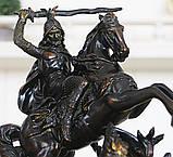 "Статуэтка на лошади "" Георгий Победоносец"" Гранд Презент FLP905310B1, фото 2"