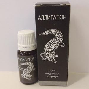 Аллигатор - капли ViP
