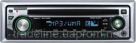CD/MP3-ресивер Kenwood KDC-W311GY
