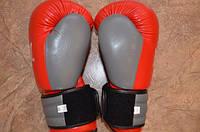 Перчатки боксерские Кожа Everlast 12oz
