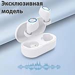 Беспроводные наушники блютуз гарнитура Bluetooth наушники 5.0 Wi-pods TW60. Белые, фото 2