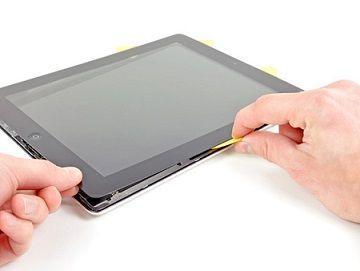 Замена сенсора Apple iPad 2, iPad 3