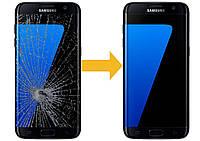 Замена стекла дисплея Samsung Galaxy S7 Edge G935F (цена указана вместе с запчастью)