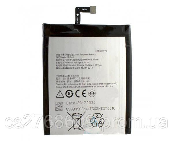 Батарея / Акумулятор 100% Original Lenovo BL-245 S60
