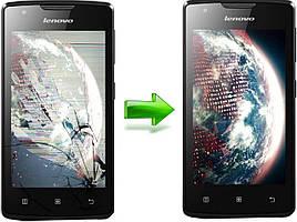 Замена дисплея Lenovo A1000