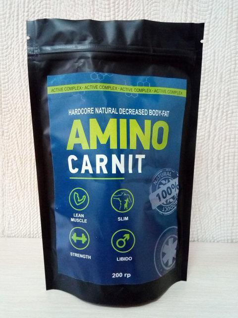 AminoCarnit - Активный комплекс для роста мышц и жиросжигания (АминоКарнит) ViP