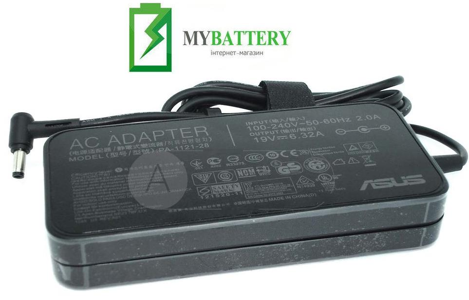 Зарядное устройство для ноутбука Asus C Series C90 19V 6.32A 5.5 x 2.5mm