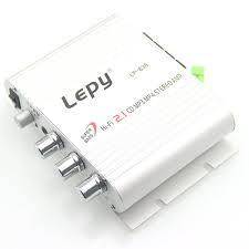 Усилитель мощности Lepy LP-838 HI-FI 2.1