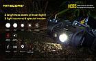 Фонарь налобный Nitecore HC65 1000LM (ультро яркий), фото 2