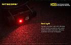Фонарь налобный Nitecore HC65 1000LM (ультро яркий), фото 6