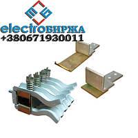 Втычные контакты для ячеек КРУ К-12, Контактная система КРУ К 12 630А - 1600A, Розетка контактная КРУ К-12