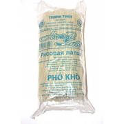 Вермишель рисовая лапша плоская 500 г Pho Kho