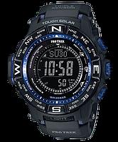 Мужские часы CASIO PRO TREK PRW-3500Y-1ER оригинал