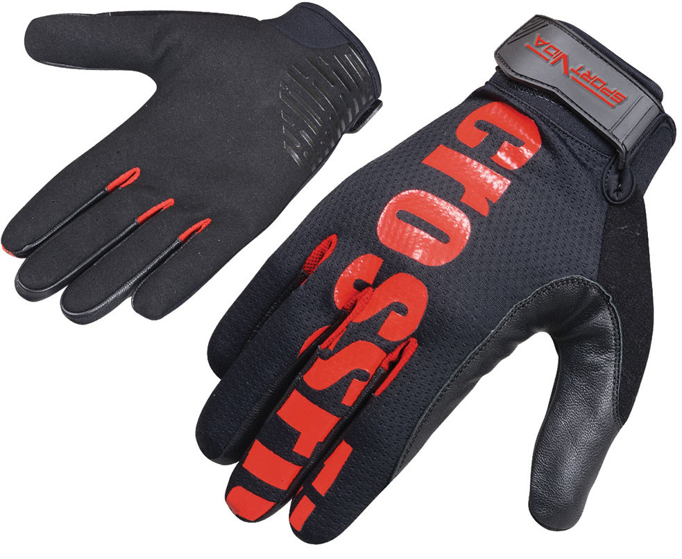 Перчатки для Crossfit SportVida SV-AG00040 (M) Black
