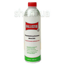 Масло Ballistol 500мл. ружейное  21144