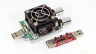 USB-тестер с 35Вт электронной нагрузкой QC2.0/3.0