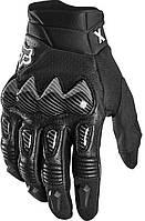 Мотоперчатки FOX Bomber черные, XL (11)
