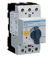 Автомат для защиты двигателя, I=20,0-25,0А, MM513N Hager
