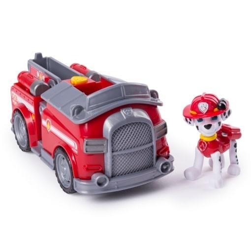 Spin Master Щенячий патруль: спасательный автомобиль- трансформер с Маршалом- водителем, T16601/0931