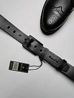 Мужской кожаный ремень Massimo Dutti (Реплика)