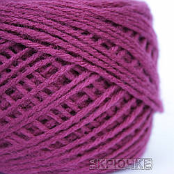 Пряжа акрил Ярослав цвет - розово-лиловый