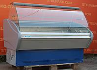 Холодильная витрина гастрономическая «Технохолод ПВХС-Opera» (Украина), Широкая выкладка 75 см., Б/у, фото 1