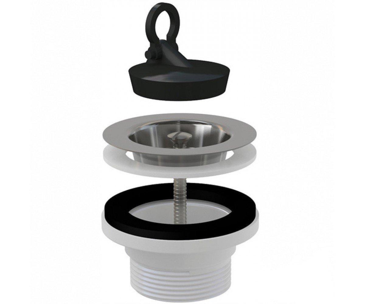 Донный клапан для умывальника ALCAPLAST A31