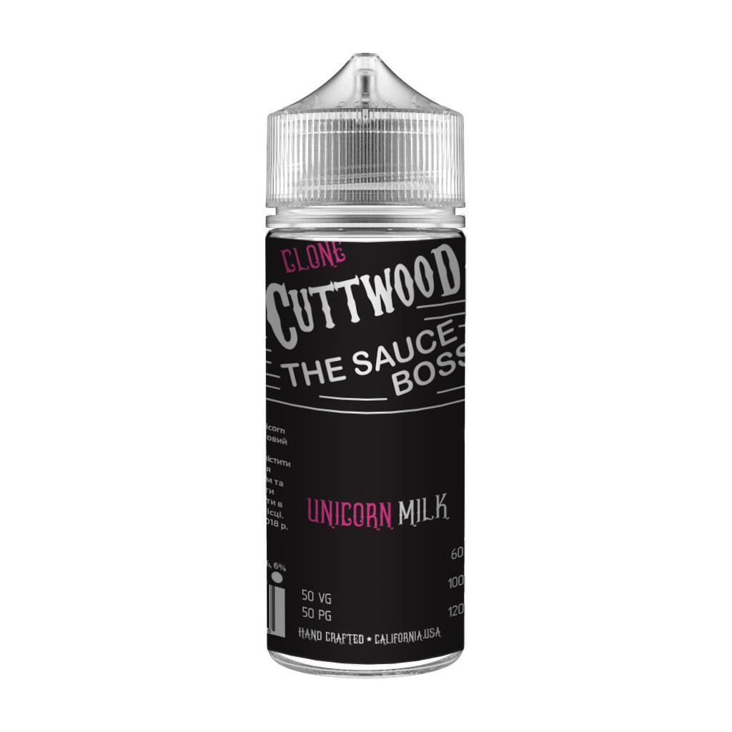 Авторская жидкость  Unicorn Milk - Cuttwood Vapors пластиковый флакон 100 мл., 0 ni