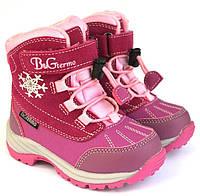 Детские зимние термоботинки  B&G R20-198