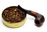 Трубка Bent из Итальянского бриара высокого качества прямоток, фото 4
