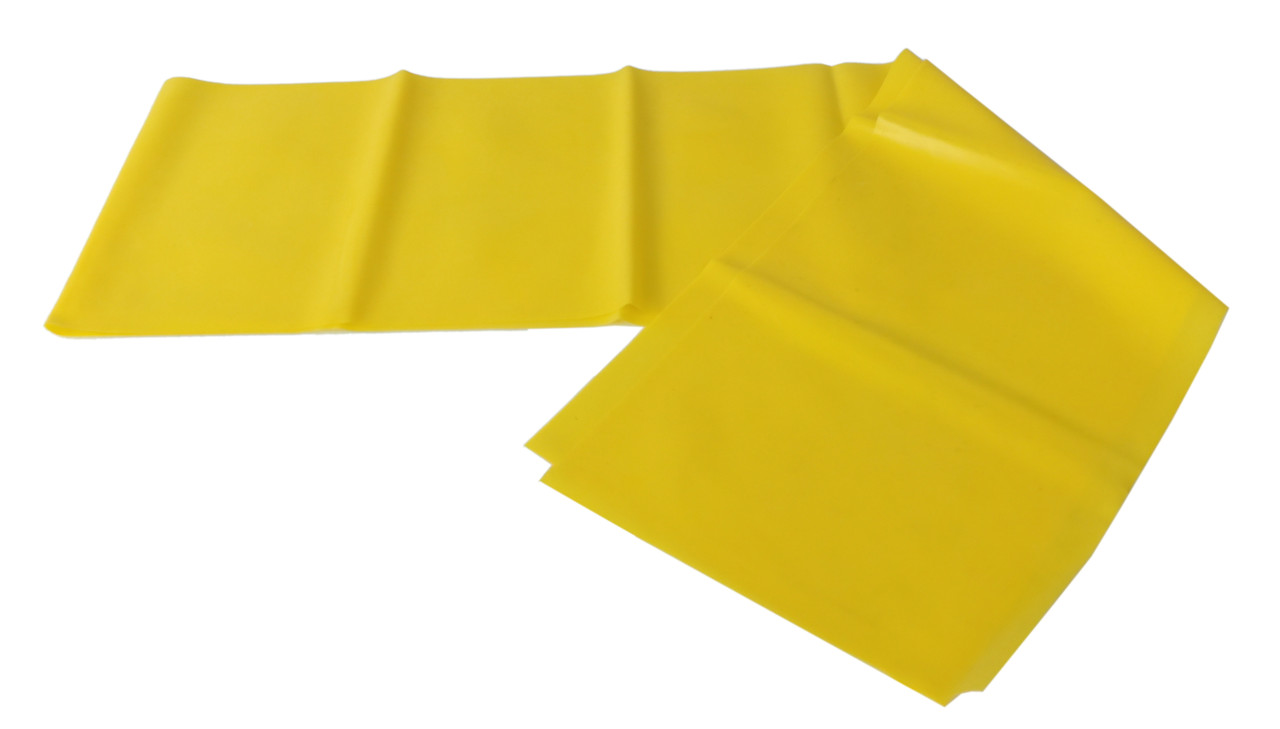 Резинка для фитнеса и спорта (лента-эспандер) эластичная SportVida TPE Band 200 см х 0.35 мм SV-HK0016